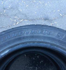 Шины Dunlop grandtrek sj6 r20