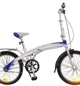 Велосипед аллюминиевый