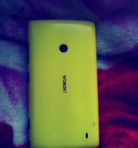"""""""Nokia lumia 520"""" Телефон Б/У продаю"""