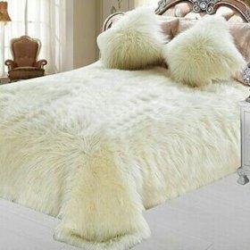 Комплект плед и подушки