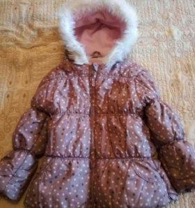 Куртка futurino осенняя