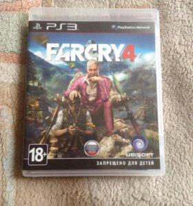 Игра для PlayStation 3 farcry 4 far cry 4 фаркрай