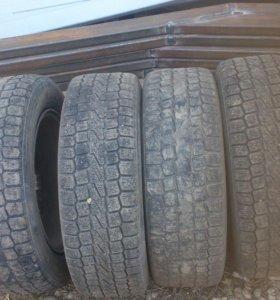 Продкм шины с литьем на 14