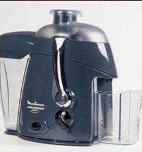 Соковыжималка Moulinex Juice Machine plus