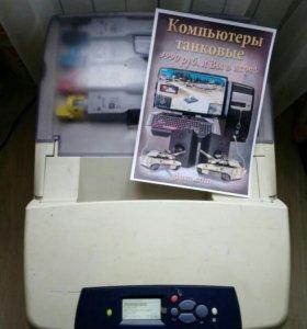 Цветной лазерный принтер Xerox Phaser 6300