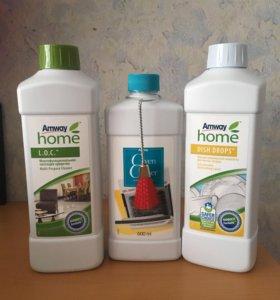 Средства для очистки поверхностей