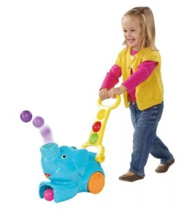 Слон-каталка Playskool