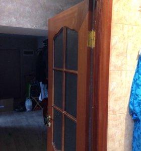 Дверь+дверная коробка