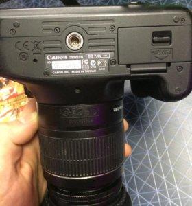 Цифровой фотоаппарат Canon 600d