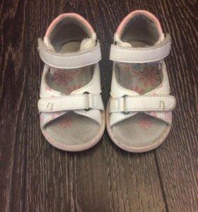 Детские туфли 19 размер