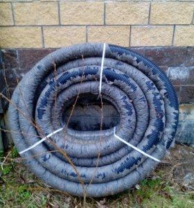 Труба дренажная(муфта)50 м