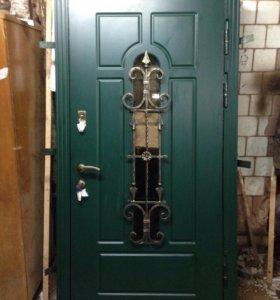 Входные двери от производства