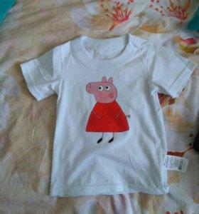 Рисую на футболках и майках