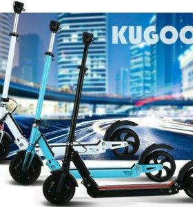 Взрослый самокат Kugoo S2 Scooter