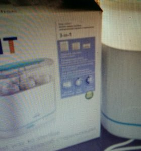 Стериллизатор бутылочек детского питания