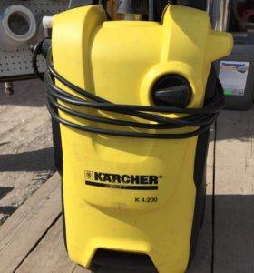 Мойка Karcher K 4.200