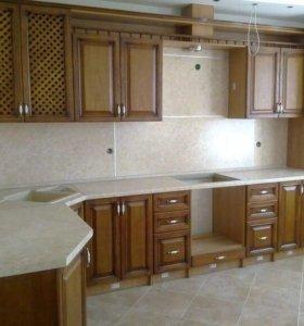 Сборка мебели и кухонь