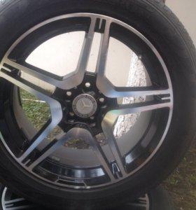 Диски с колёсами