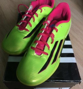 Футзалки adidas f5 in j