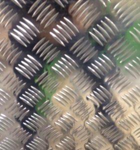 Рифленый алюминий ( квинтет)
