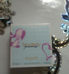 "Tenderly promise  ""Oriflame"""