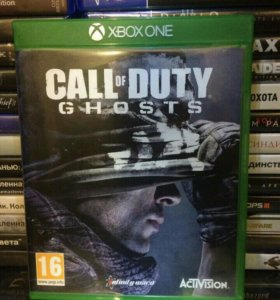 Call of duty ghost xbox one