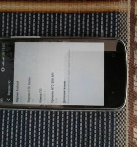 Смартфон htc Desire500 dual sim