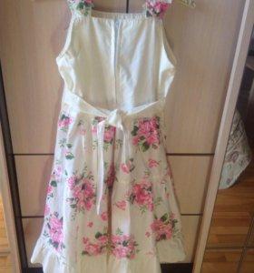 Платье на 6 лет