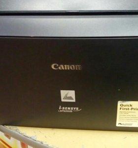 Принтер Canon LBP6000