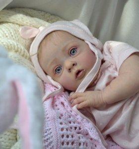 Кукла реборн Тифанни.