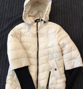 Новая демисезонная куртка 128