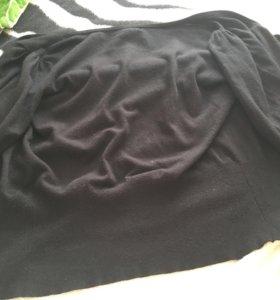 Кардиган чёрный