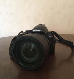 Nikon D3000 Kit + объектив Nikon 70-300mm f/4-5.6G