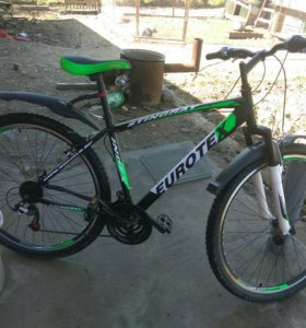 Eurotex велосипед