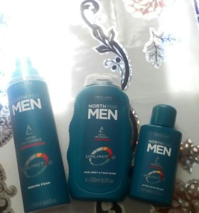 """North for men (Unlimited) """"Oriflame"""""""