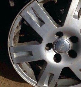 Комплект оригинальных литых дисков Форд Фокус