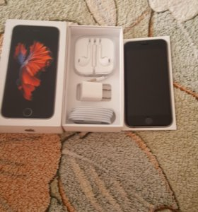 iPhone6s Space Gray 128Gb
