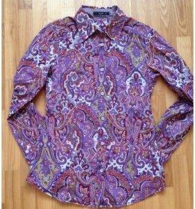 Etro. Блузка-рубашка.
