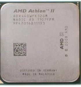 Процессор Атлон II X3 440