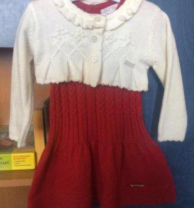 Платье новое и болеро