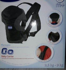 Переноска-рюкзак для деток Chicco