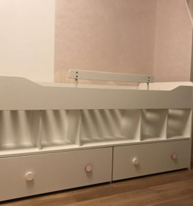 Кровать для девочки 200х90