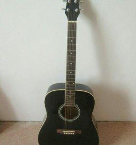 Гитара Martinez W-11BK