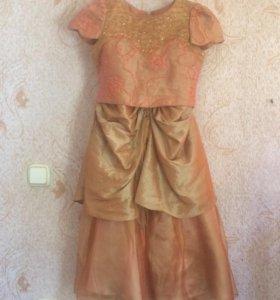 Детский костюм-платье