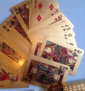 Карты Gold Poker