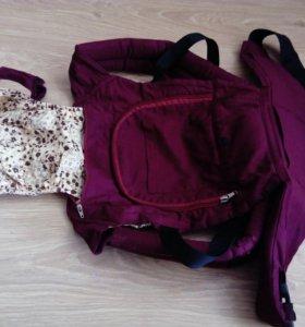 Кенгуру, рюкзак