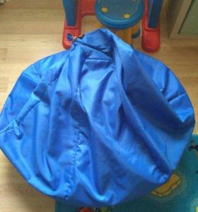 Пуфик-мешок без чехла