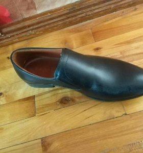 Хорошая коженая обувь,по низким ценам
