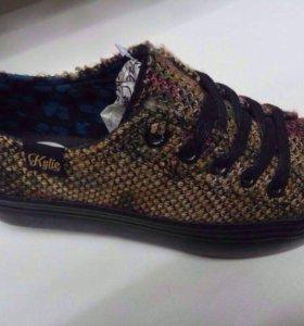 Слипы слипоны туфли
