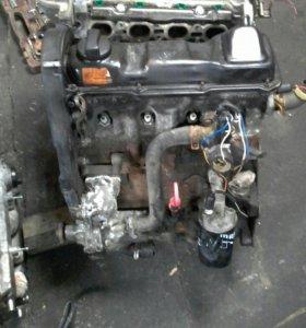 Двигатель фольксваген пассат Б3 1.8 л